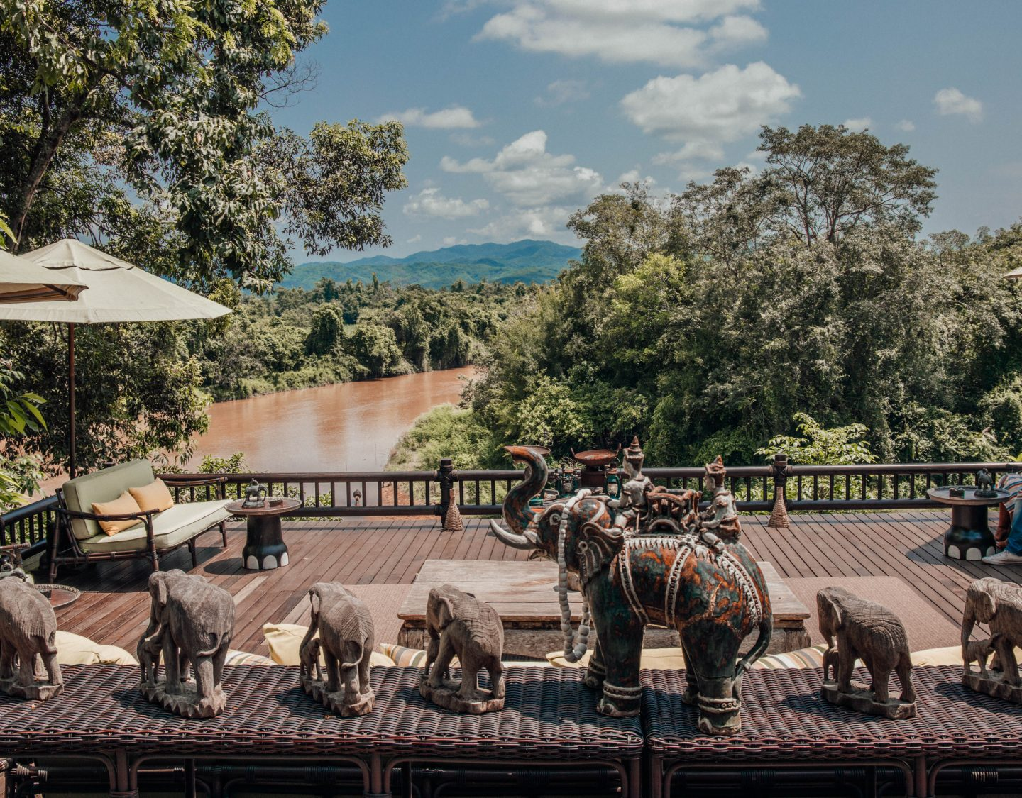Four Seasons Tented Camp Golden Triangle – Tara Milk Tea