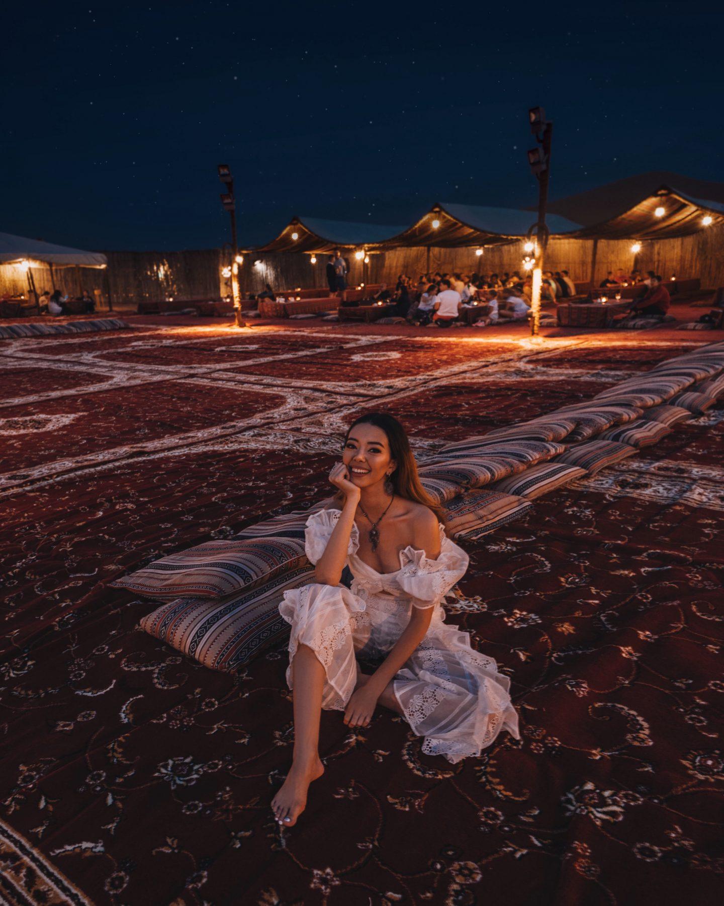 Exploring Dubai Tara Milk Tea